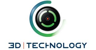 3-D Technology logo